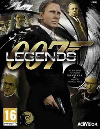 Descargar 007 Legends por Torrent