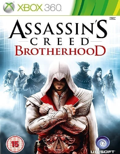 Descargar Assassin's Creeds Brotherhood DLC por Torrent