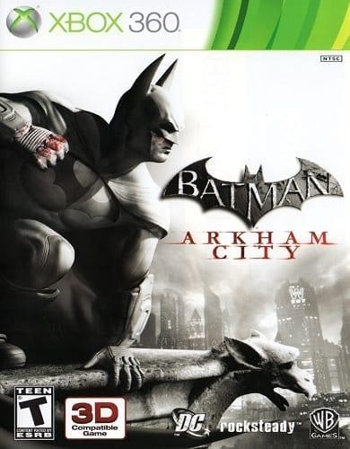 Descargar Batman Arkham City por Torrent