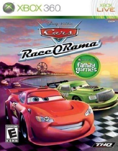 Descargar Cars Race-O-Rama por Torrent