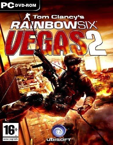 Descargar Clancy's Rainbow Six Vegas 2 FULL por Torrent