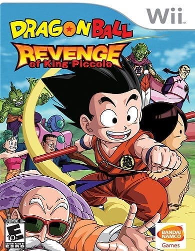 Descargar Dragon Ball Revenge of King Piccolo por Torrent