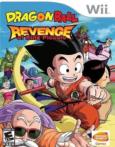 Descargar Dragon Ball Revenge of King Piccolo por Torrent
