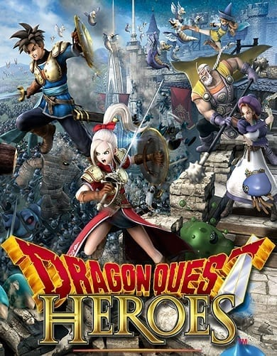 Descargar Dragon Quest Heroes por Torrent