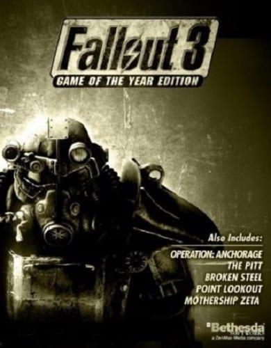 Descargar Fallout 3 Game of the Year Edition por Torrent
