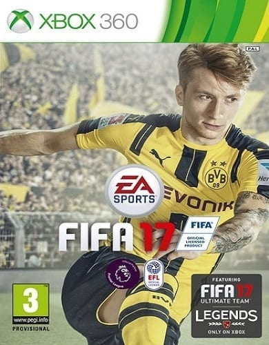 Descargar FIFA 17 por Torrent