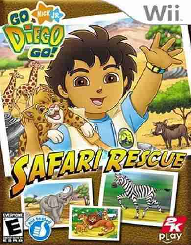 Descargar Go Diego Go Safari Rescue por Torrent