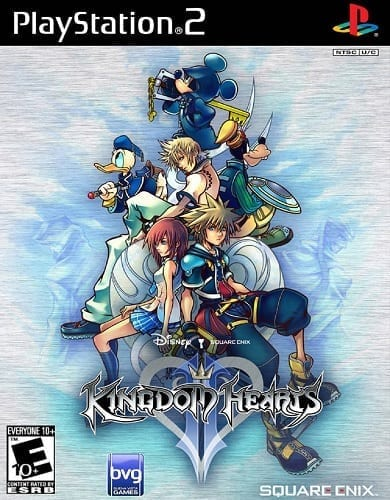 Descargar Kingdom Hearts II por Torrent