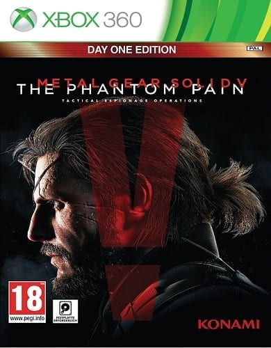 Descargar METAL GEAR SOLID V The Phantom Pain por Torrent