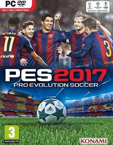 Descargar Pro Evolution Soccer 2017 por Torrent