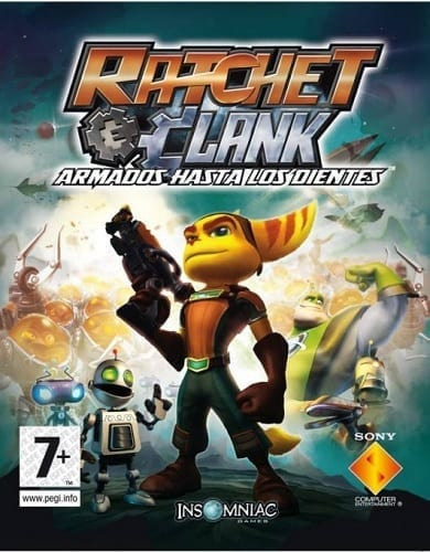 Descargar Ratchet and Clank Tools of Destruction por Torrent