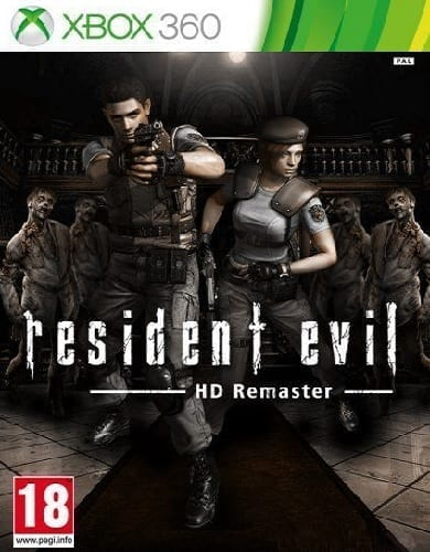 Descargar Resident Evil Remake HD por Torrent
