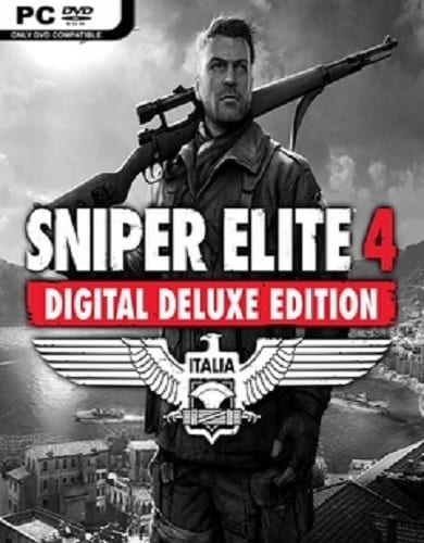 Descargar Sniper Elite 4 Deluxe Edition por Torrent