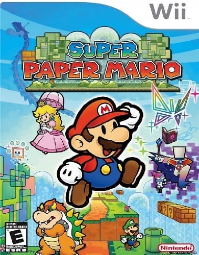 Descargar Super Paper Mario por Torrent