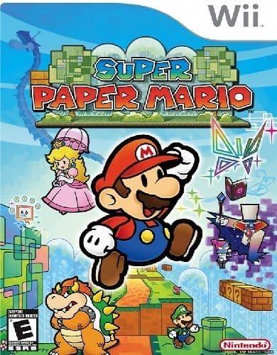 Descargar Super Paper Mario por Torrent