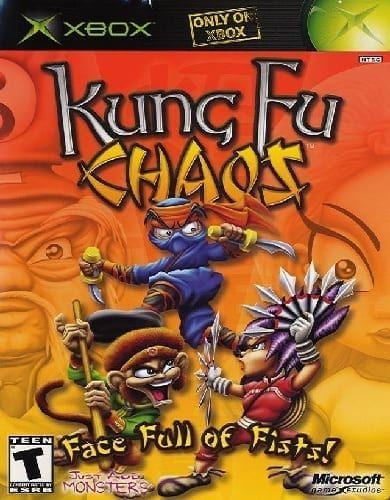 Descargar Kung Fu Chaos por Torrent