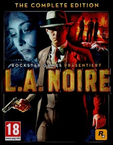 Descargar L.A. Noire The Complete Edition por Torrent