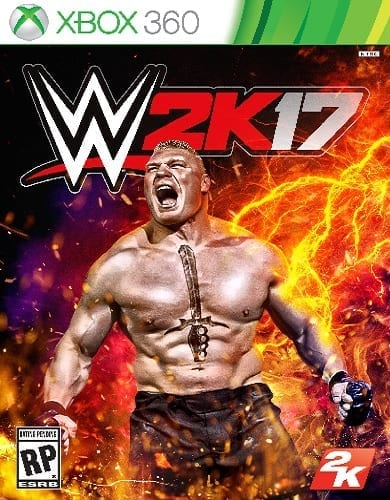 Descargar WWE 2K17 por Torrent