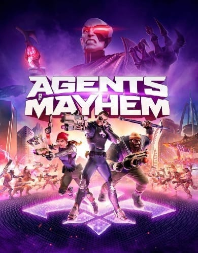 Descargar Agents of Mayhem por Torrent
