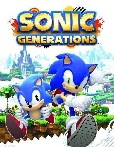 Descargar Sonic Generations por Torrent
