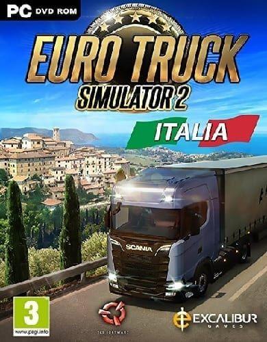 Descargar Euro Truck Simulator 2 Italia por Torrent