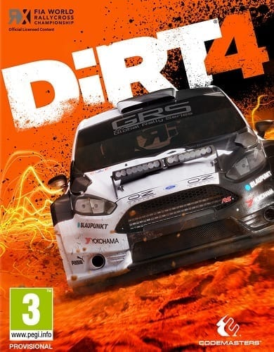 Descargar DiRT 4 por Torrent