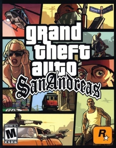 Descargar Grand Theft Auto San Andreas por Torrent
