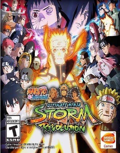 Descargar Naruto Shippuden Ultimate Ninja Storm Revolution por Torrent
