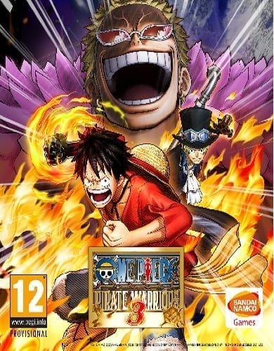 Descargar One Piece Pirate Warriors 3 Gold Edition por Torrent