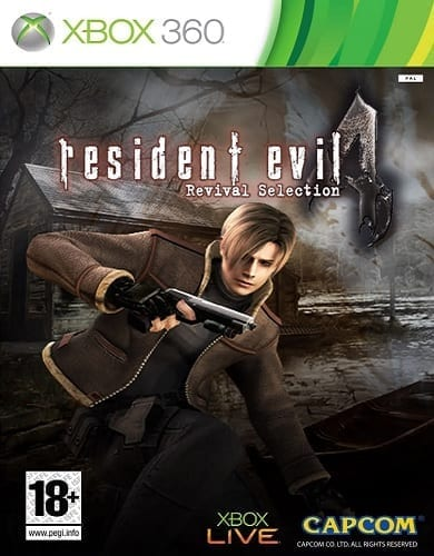 Descargar Resident Evil 4 HD por Torrent