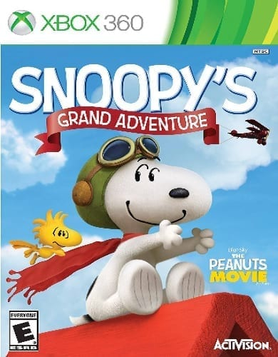 Descargar Snoopys Grand Adventure por Torrent
