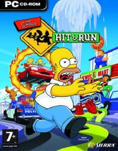 Descargar The Simpsons Hit and Run por Torrent
