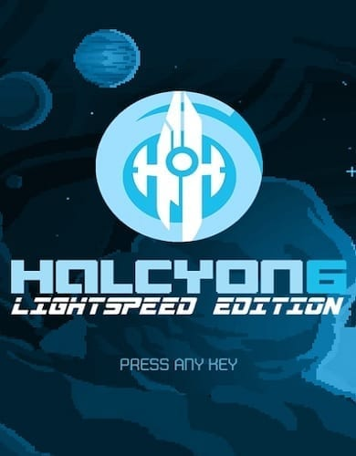 Descargar Halcyon 6 Lightspeed Edition The Precursors Legacy por Torrent