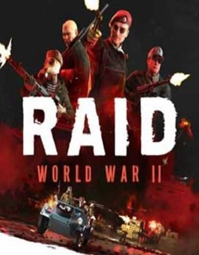 Descargar RAID World War II The Countdown Raid por Torrent
