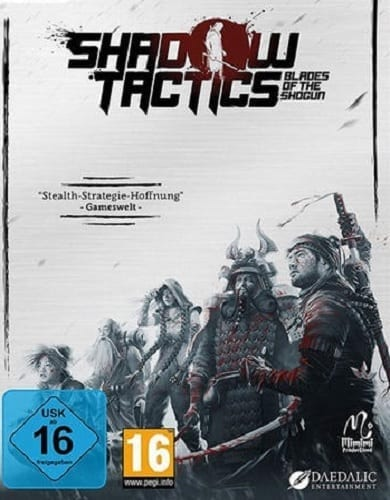 Descargar Shadow Tactics Blades of The Shogun por Torrent
