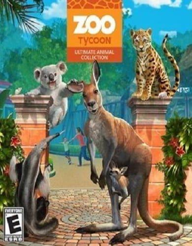 Descargar Zoo Tycoon Ultimate Animal Collection por Torrent