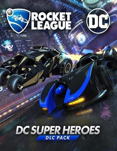 Descargar Rocket League DC Super Heroes por Torrent
