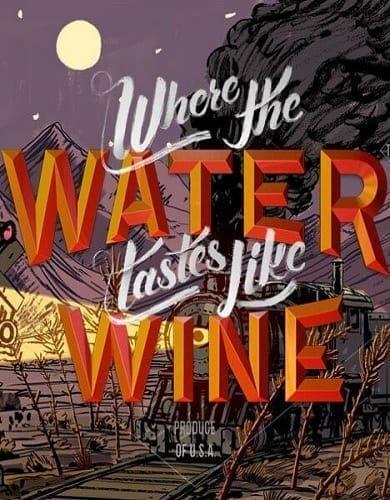 Descargar Where The Water Tastes Like Wine por Torrent