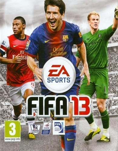 Descargar FIFA 13 por Torrent
