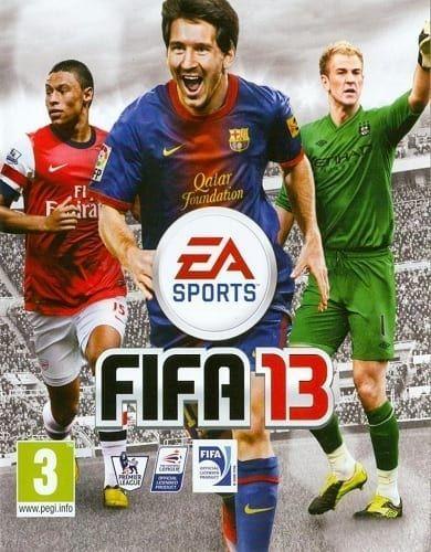 Descargar FIFA 13 por Torrent