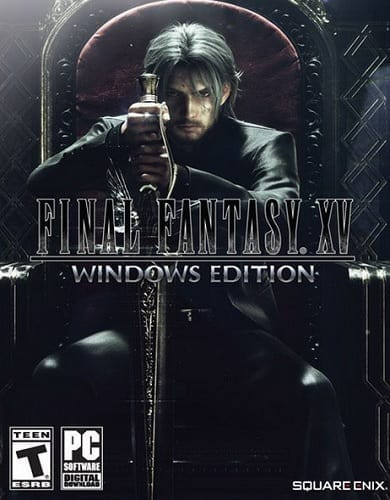 Descargar Final Fantasy XV HD Texture Pack por Torrent