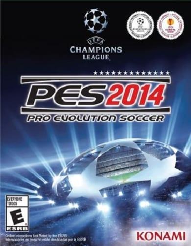 Descargar Pro Evolution Soccer 2014 por Torrent