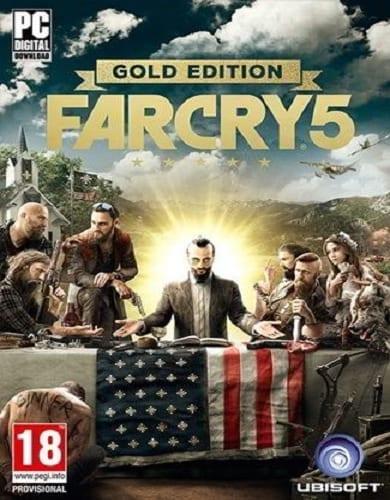 Descargar Far Cry 5 Gold Edition por Torrent