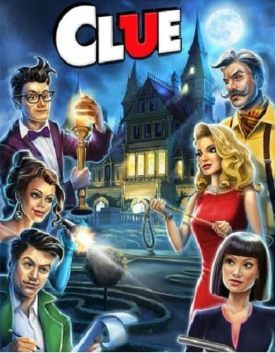 Descargar Clue The Classic Mystery Game por Torrent