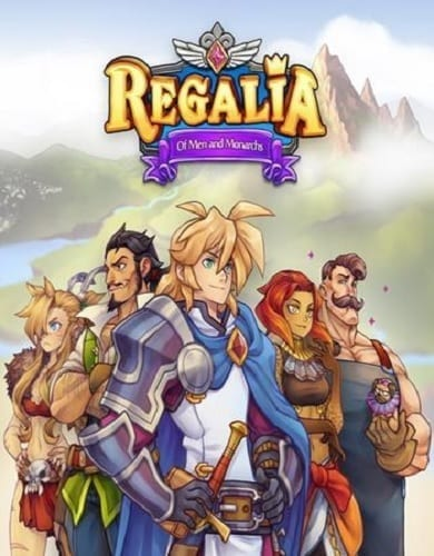 Descargar Regalia Of Men and Monarchs Paragons and Pajamas por Torrent