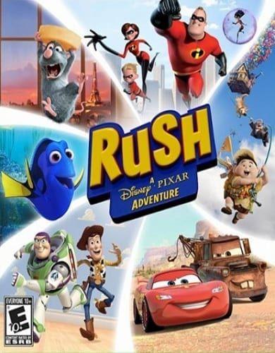 Descargar Rush A Disney Pixar Adventure por Torrent