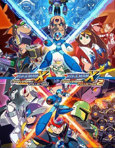 Descargar Mega Man X Legacy Collection 1 y 2 por Torrent