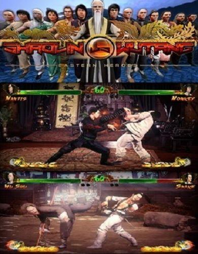 Descargar Shaolin vs Wutang por Torrent