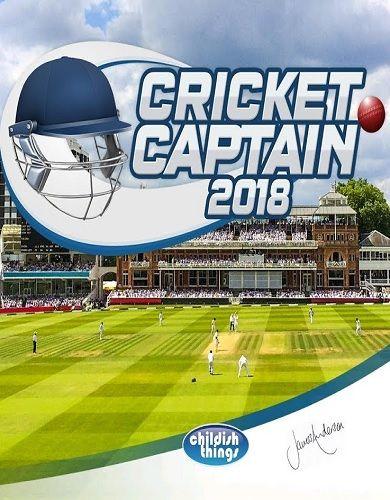 Descargar Cricket Captain 2018 por Torrent