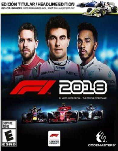 Descargar F1 2018 por Torrent